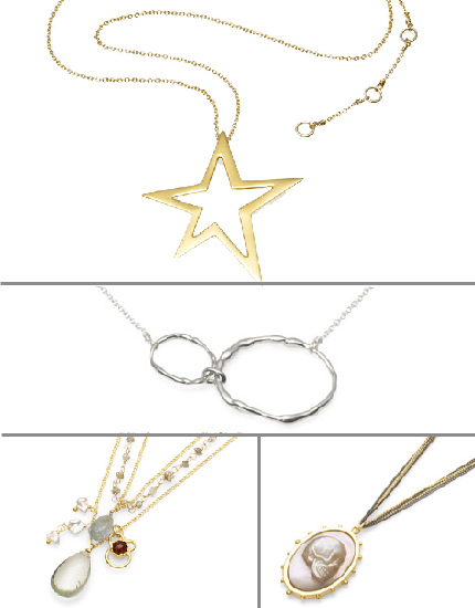 Alexis Bittar Necklaces