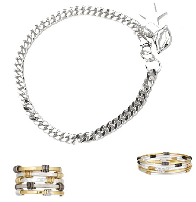 Jules Smith Bracelets and Rings