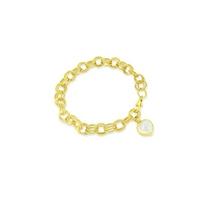 Charming Hearts Bracelet
