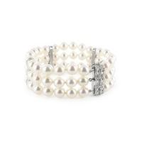 Lulli Triple Row Bracelet