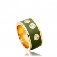 Caper Sparkle Ring