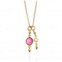 Isodore Charm Necklace