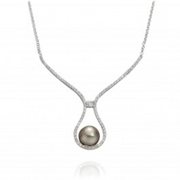 Marquesas Pearl Catcher Necklace