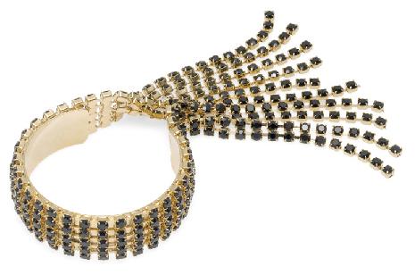 Erika Pena Gabriella Cuff Bracelet