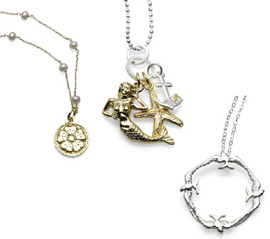 Willa M necklaces