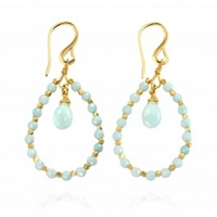 Luna Lights Drop Earrings