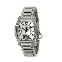 Juicy Couture Dalton ladies' stainless steel bracelet watch